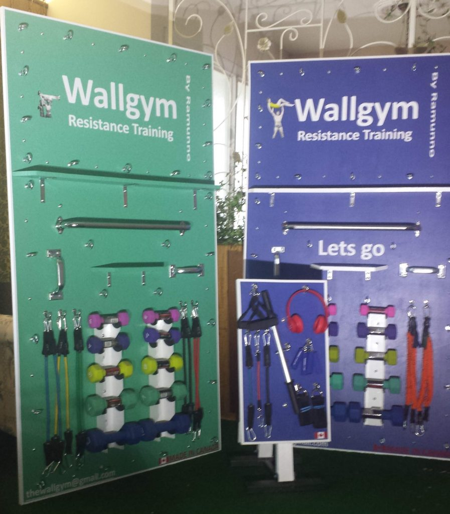 WALLGYM BY RAMUNNO